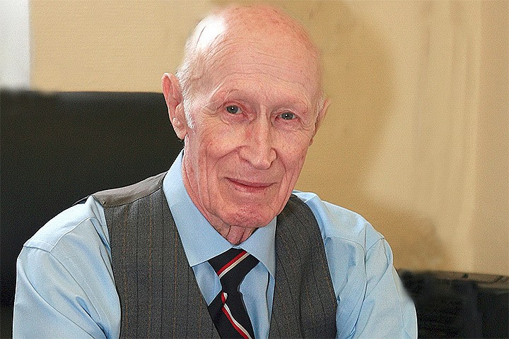 Ю.И. Дроздов не дожил до 95-летия нелегальной разведки всего каких-то несколько дней